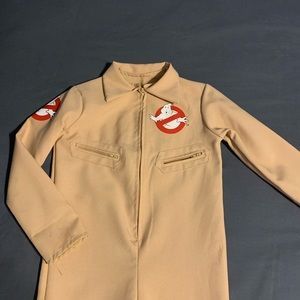 Boys Ghostbuster costume suit size 4/5